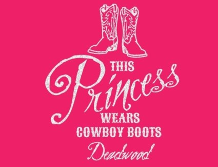 DW Youth Princess Boots- Pink XS