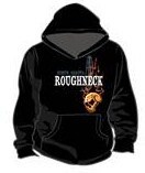 ND Bakken Roughneck Hoody Black M