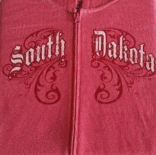 SD Pink Zip Up Hoody S
