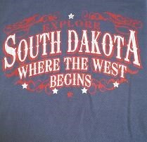 SD Where the West Began Hoody L