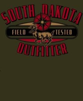 SD Deer Outfitter Green Hoody M