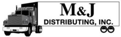 M & J Distributing, Inc. logo