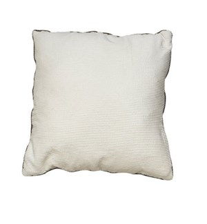 Frosted LED Cushion Cover White