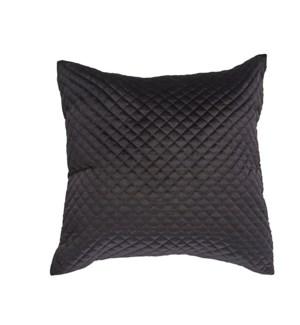 Luxe Velvet Cushion Cover Black