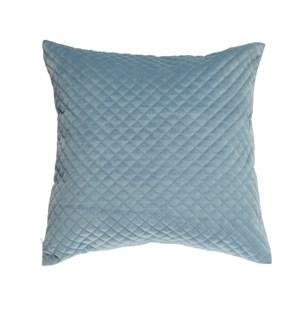 Luxe Velvet Cushion Cover Dusty Aqua