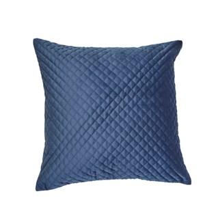 Luxe Velvet Cushion Cover Blue
