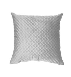 Luxe Velvet Cushion Cover Grey