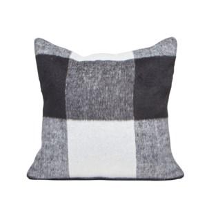 Buffalo Check Cushion Cover Black/White