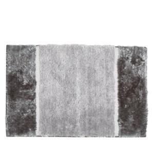 Section Bath Mat Charcoal