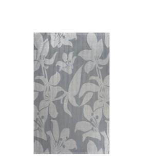 Lily Jacquard Single Kitchen Towel Grey
