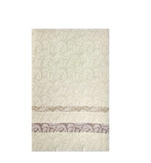 Jacquard Vine Single Kitchen Towel Linen