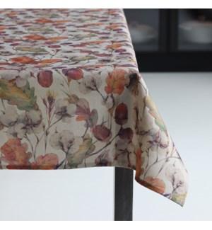 Harvest Leaf Tablecloth 60 X 90 Multi