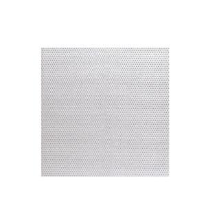 Diamonds Hardboard Placemat 14 x 14 Silver