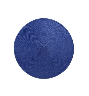 Rotunda Woven Placemat Blue Iris