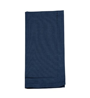 Linen Look Napkin Set Of 4 Navy