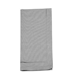 Linen Look Napkin Set Of 4 Grey