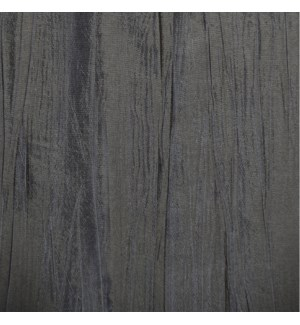 Ritz Silk Shower Curtain Graphite