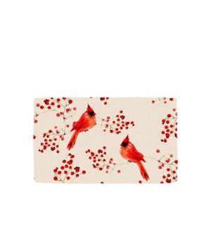 Cardinal Coir Mat Red