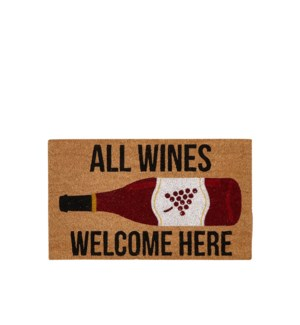 All Wines Welcome Here Multi