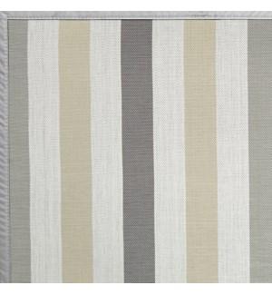 Beach Vinyl Floor Mat Tan 48 x 72