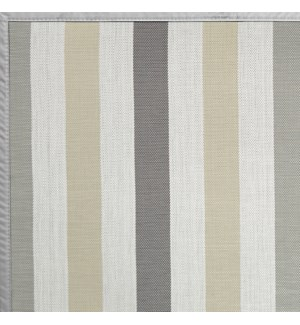 Beach Vinyl Floor Mat Tan 24 x 72