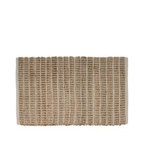 Brickworks Floor Rug 24 X 36 Natural