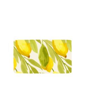 Lemon Coir Mat Multi