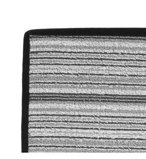 Multi Stripe Loop Vinyl Floor Mat Multi