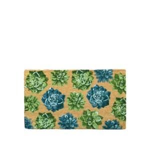 Succulent Coir Mat Multi