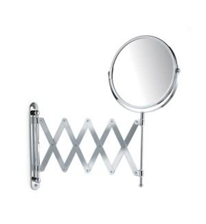 Expandable Mirror Chrome