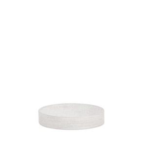 Atlas Soap Dish Grey