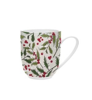 Holly Coupe Mug Multi