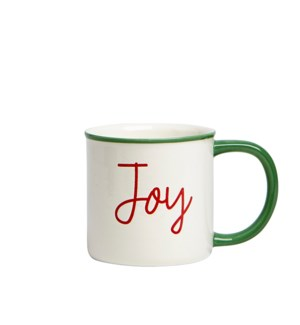 Joy Script Mug Multi