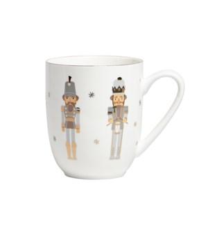 Nutcracker Coupe Mug Metallic