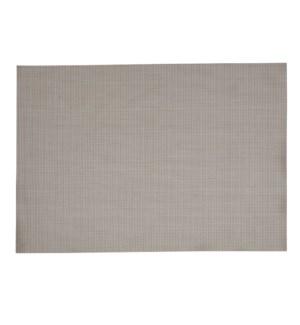Elite Vinyl Placemat Grey