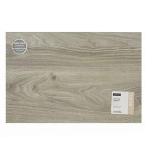 Faux Wood Placemat Birch