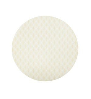 Treble Soft Touch Placemat Gold