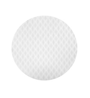 Treble Soft Touch Placemat Silver