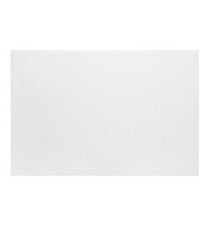 Knox Vinyl Placemat White