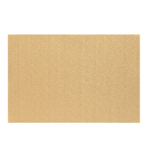 Luxe Shimmer Vinyl Placemat Gold