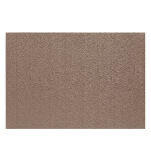 Luxe Shimmer Vinyl Placemat Champagne