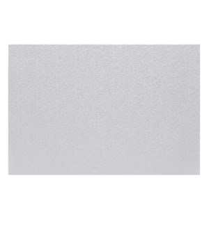 Luxe Shimmer Vinyl Placemat Silver