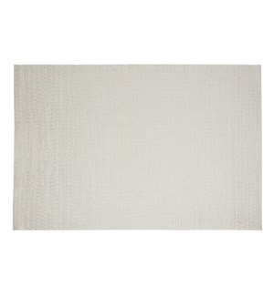 Static Vinyl Placemat White