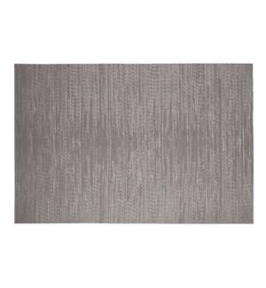 Static Vinyl Placemat Grey
