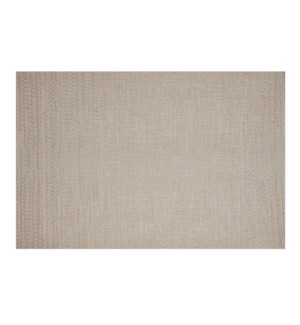 Static Vinyl Placemat Champagne