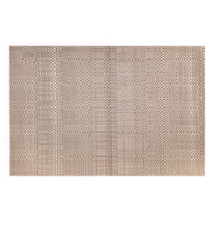 Trace Basketweave Placemat Linen