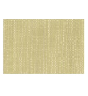 Trace Basketweave Placemat Oyster Grey