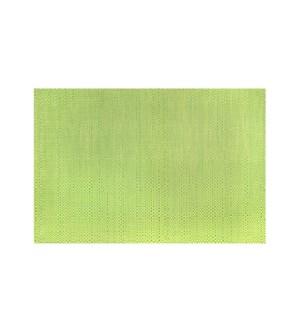 Trace Basketweave Table Runner Green