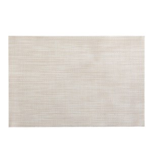 Winter Stripe Placemat Silver