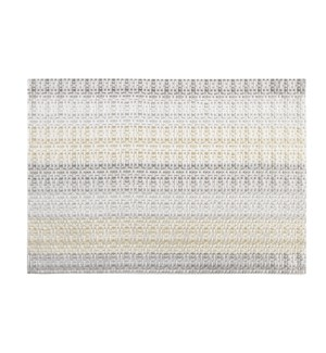 Winter Shimmer Placemat Natural